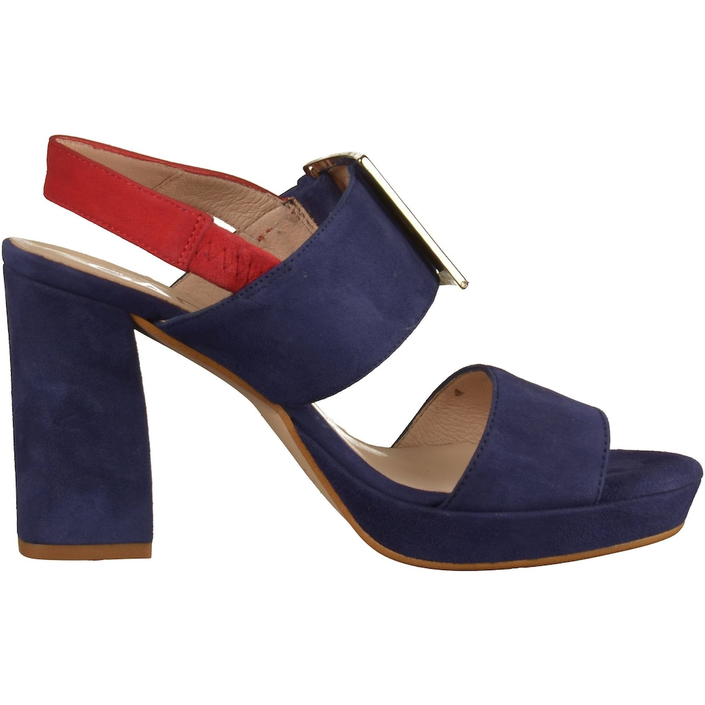 GADEA High-Heel-Sandalette »Leder«