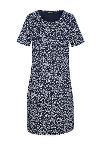 m. collection Shirtkleid mit Bindeband zur Regulierung der Weite kaufen