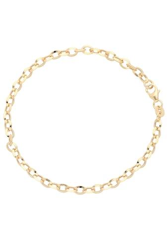 Luigi Merano Armband »Ankerarmband, Gold 375« kaufen