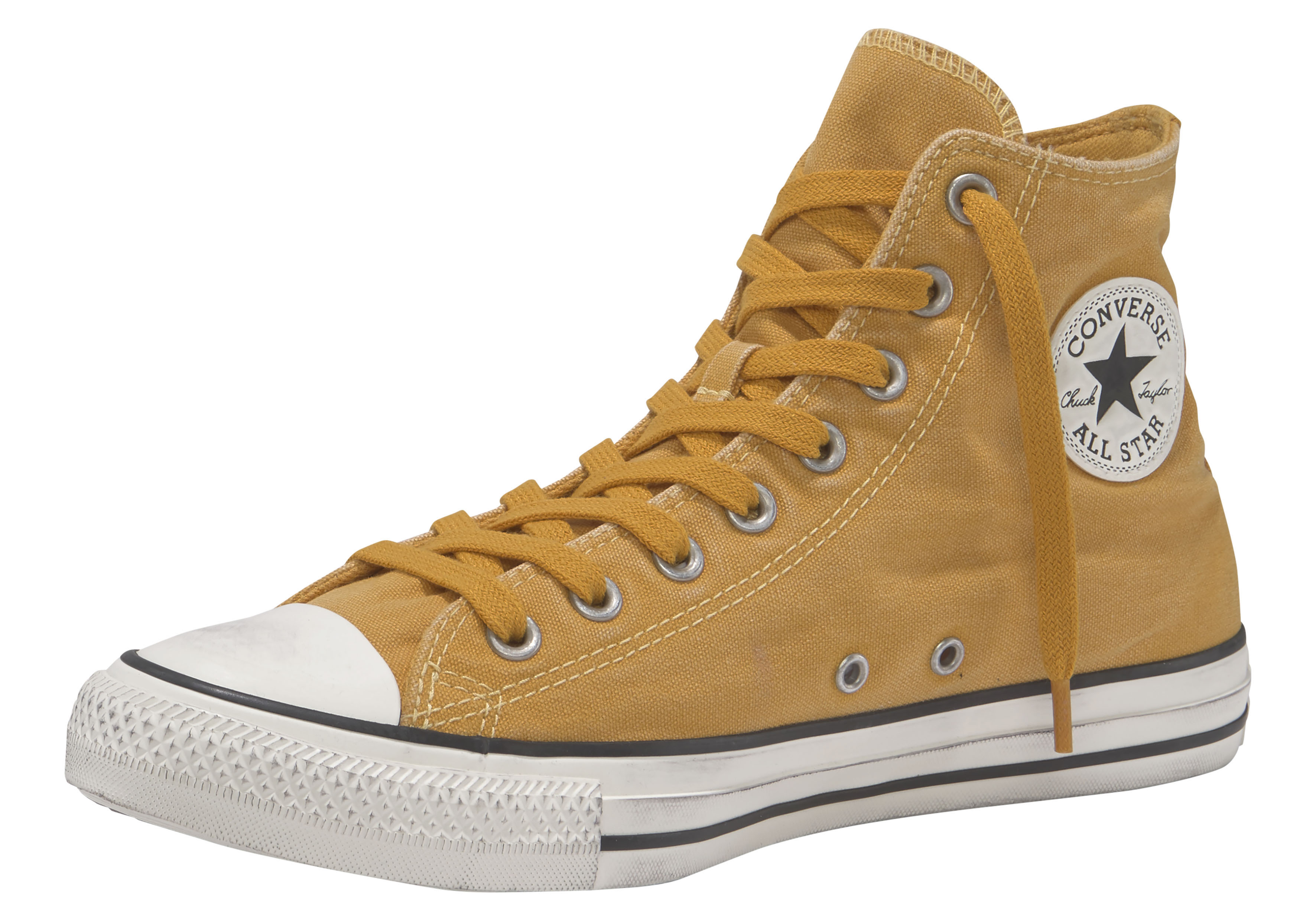 Converse Sneaker Chuck Taylor All Star Hi Washed Out