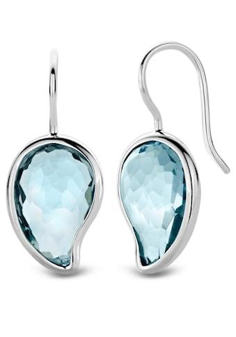TI SENTO - Milano Paar Ohrhaken »7793WB«, mit Kristallsteinen kaufen