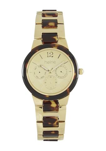 Armbanduhr in Schildpattoptik kaufen