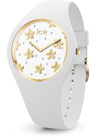 ice - watch Quarzuhr »ICE flower  -  Precious white  -  Small  -  2H, 16658« kaufen