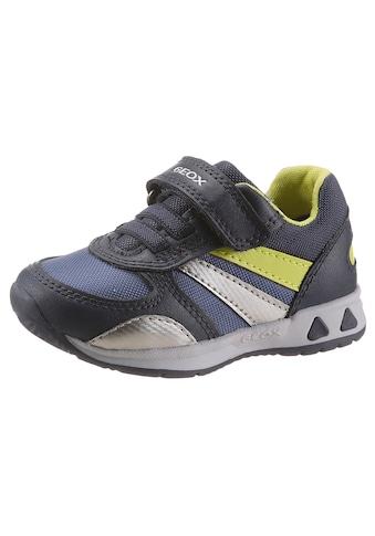 Geox Kids Sneaker »B Pavlis Boy«, mit gepolsterter und herausnehmbarer Innensohle kaufen