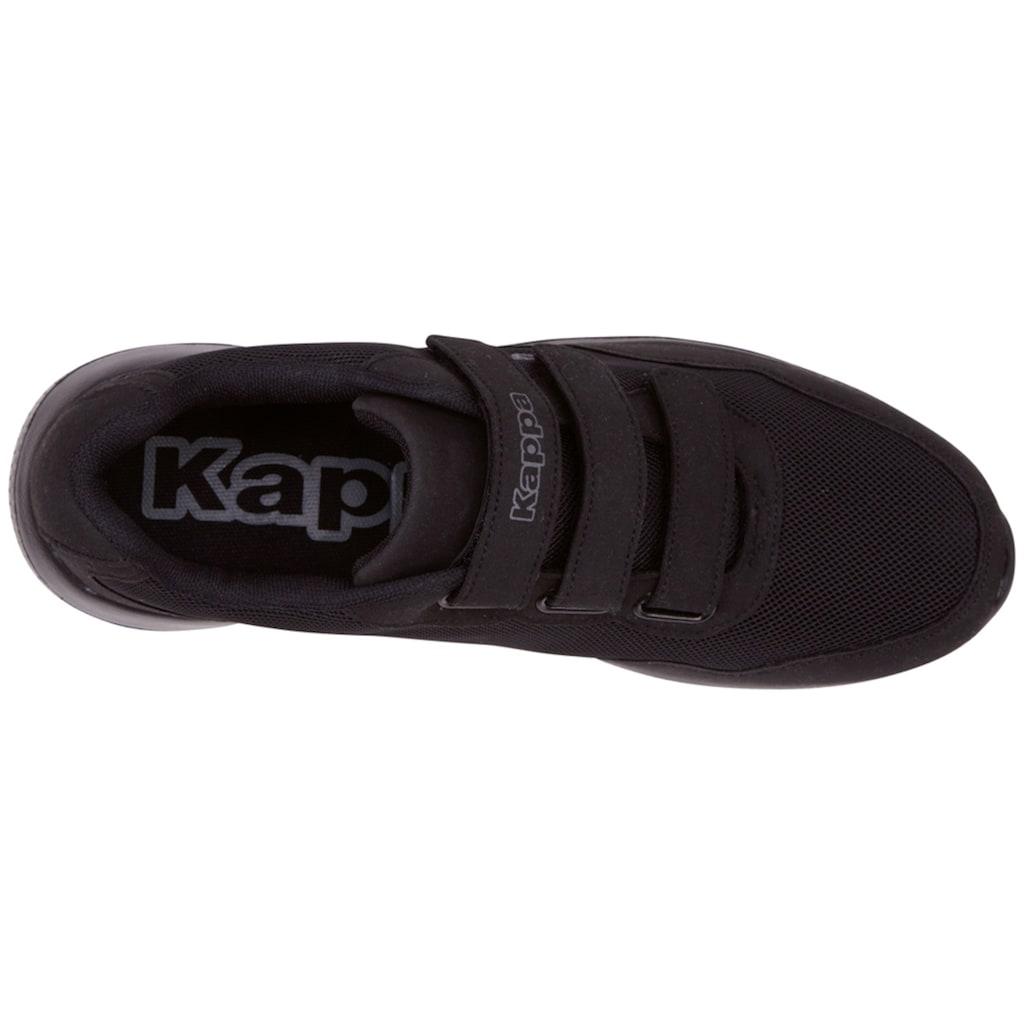 Kappa Klettschuh »FOLLOW VL XL«, mit drei praktischen Klettverschl&uuml;ssen<br />
