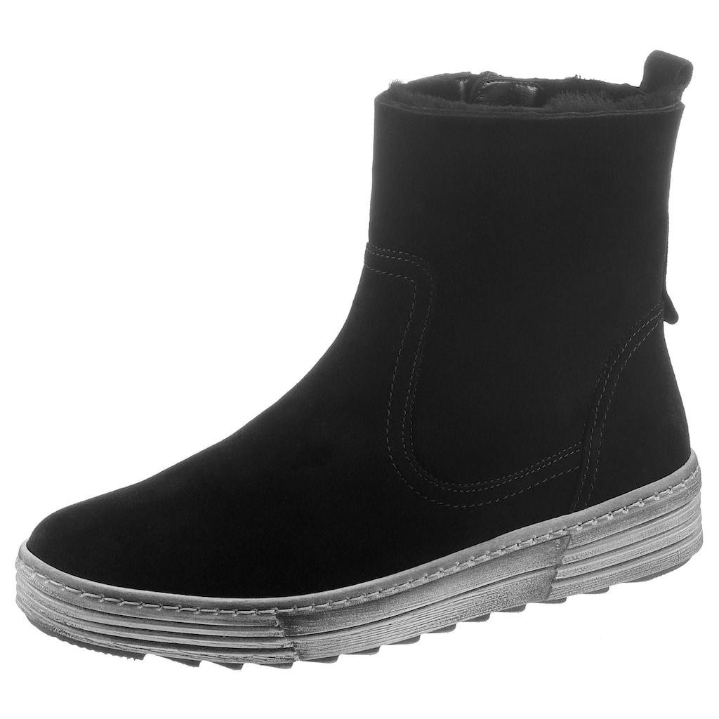 Gabor Winterboots, mit Best Fitting Ausstattung