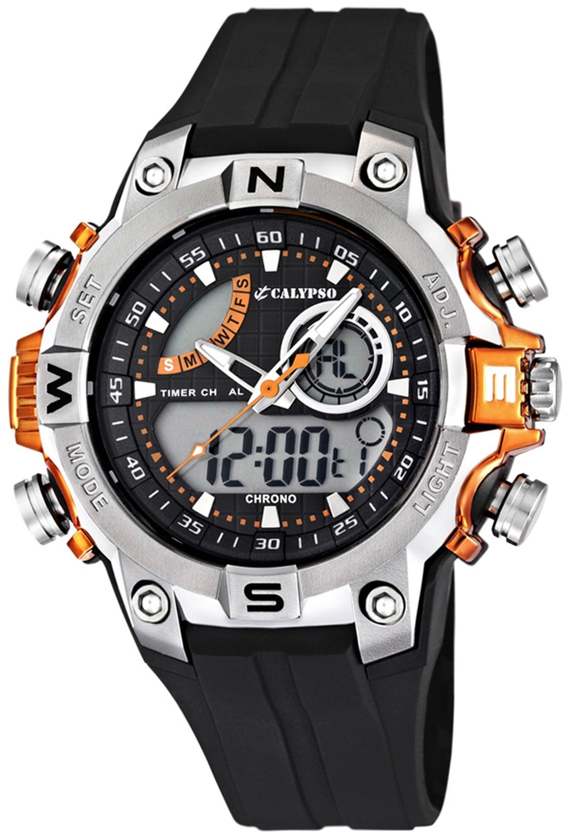 calypso watches -  Chronograph X-Trem, K5586/4