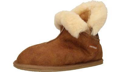 Shepherd Hausschuh »Leder« kaufen