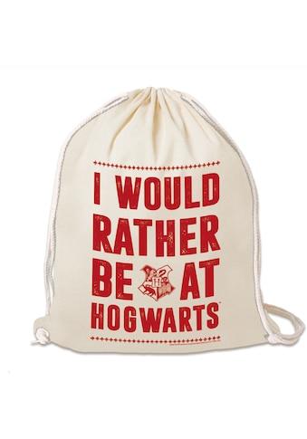 LOGOSHIRT Turnbeutel »Harry Potter«, mit großem Frontprint kaufen