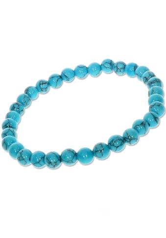 Adelia´s Armband »Türkis Armband 19 cm« kaufen