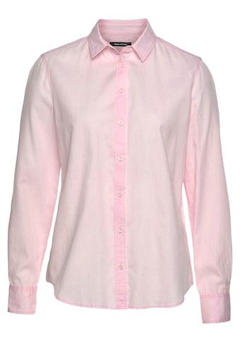 Marc O'Polo Hemdbluse kaufen