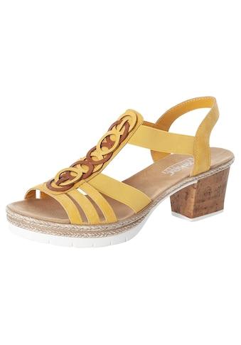 Rieker Sandalette, in eleganter Optik kaufen