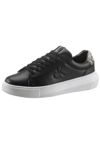 Calvin Klein Sneaker, mit ausgestellter Laufsohle kaufen