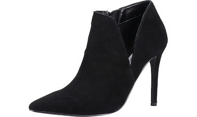 STEVE MADDEN High - Heel - Stiefelette »Veloursleder« kaufen