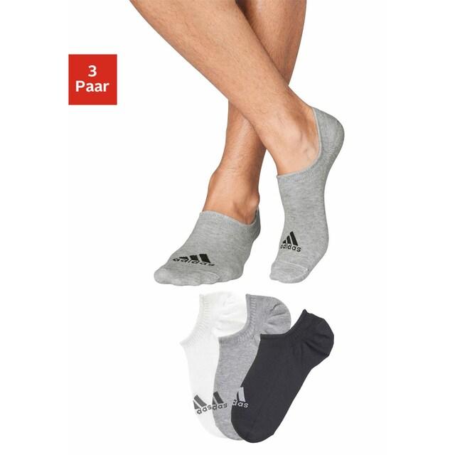 adidas Performance Füßlinge (3 Paar)