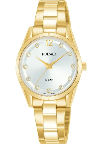 Pulsar Quarzuhr »Pulsar Damen Quarz, PH8506X1« kaufen