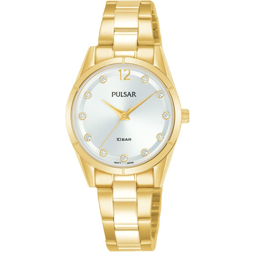Pulsar Quarzuhr »Pulsar Damen Quarz, PH8506X1«