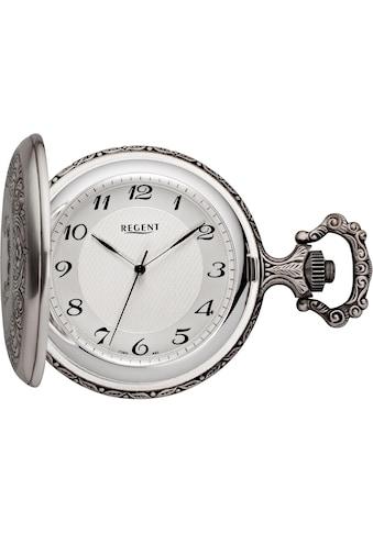 Regent Taschenuhr »P191« (Set, 2 tlg.) kaufen