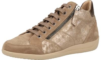 Geox Sneaker »Leder/Synthetik« kaufen