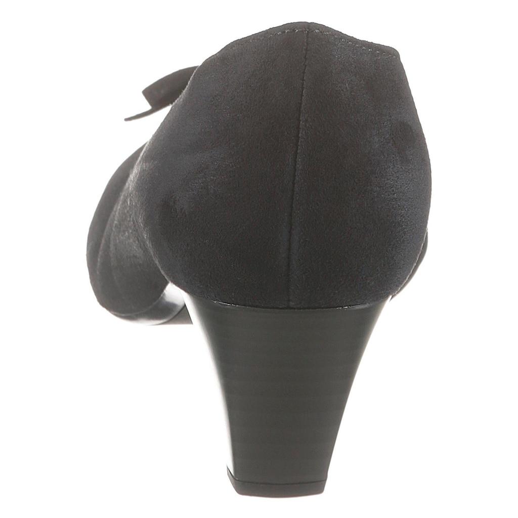 Gabor Pumps, mit süßer Zierschleife