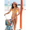 Bench. Bikini-Hose »Maui«, mit floralem Design
