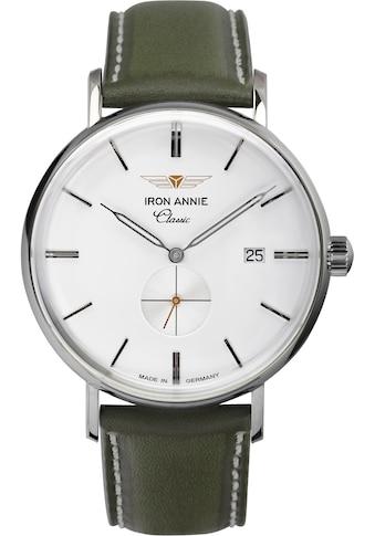 IRON ANNIE Quarzuhr »Classic, kleine Sekunde, 5938-1O«, Sondermodell OTTO kaufen