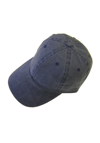 Chaplino Baseball Cap, im Used-Look kaufen
