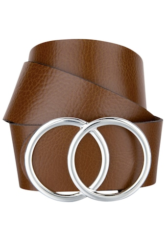 BERND GÖTZ Koppelgürtel, mit dekorativer Doppelringschließe kaufen