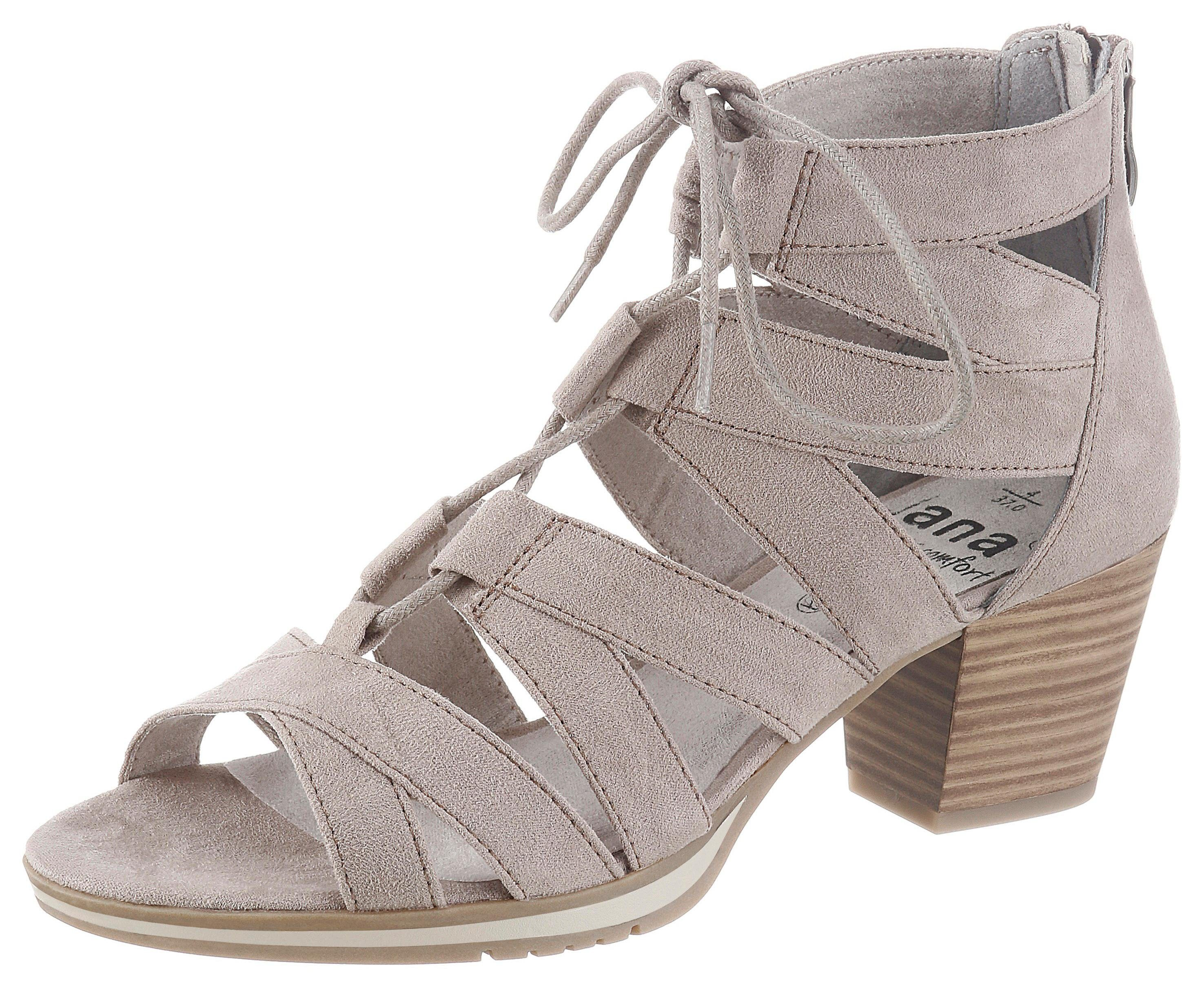 new styles 2c813 ff6bf Jana Sandalette