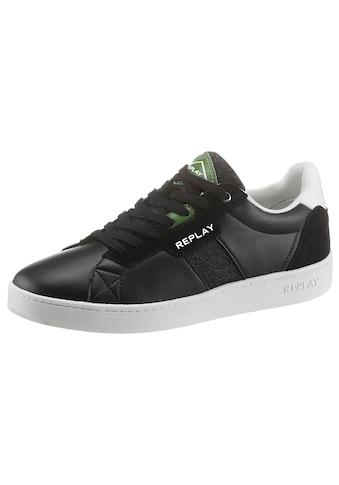 Replay Sneaker, mit weichem Schaftrand kaufen