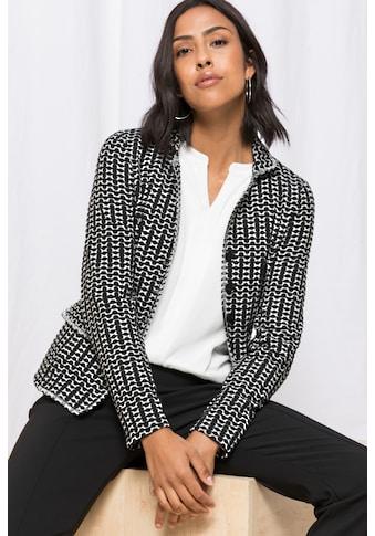 bianca Kurzjacke »JOALINA«, aus stretchigem Jersey kaufen