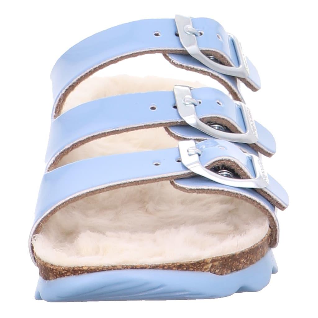 Superfit Pantolette »JELLIES mit WMS Schuhweiten Mess System«, mit Schnallenverschluss