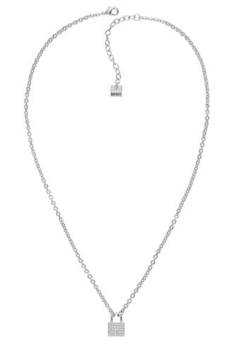 DKNY Kette mit Anhänger »Small Crystal Padlock NK (RH), 5520104«, mit Swarovski® Kristallen kaufen