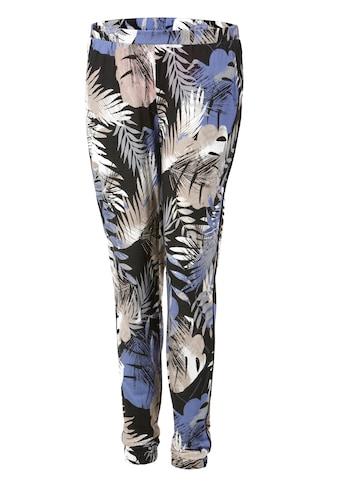 Aniston SELECTED Schlupfhose, im modernen Jungle-Print kaufen