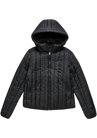 G-Star RAW Steppjacke »Meefic vertical quilted jacket«, tylische Damen Winterjacke mit... kaufen