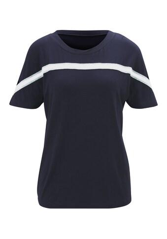 Shirt mit modischem Besatz kaufen