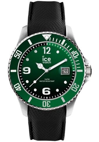 ice - watch Quarzuhr »ICE steel  -  Green  -  Medium, 015769« kaufen