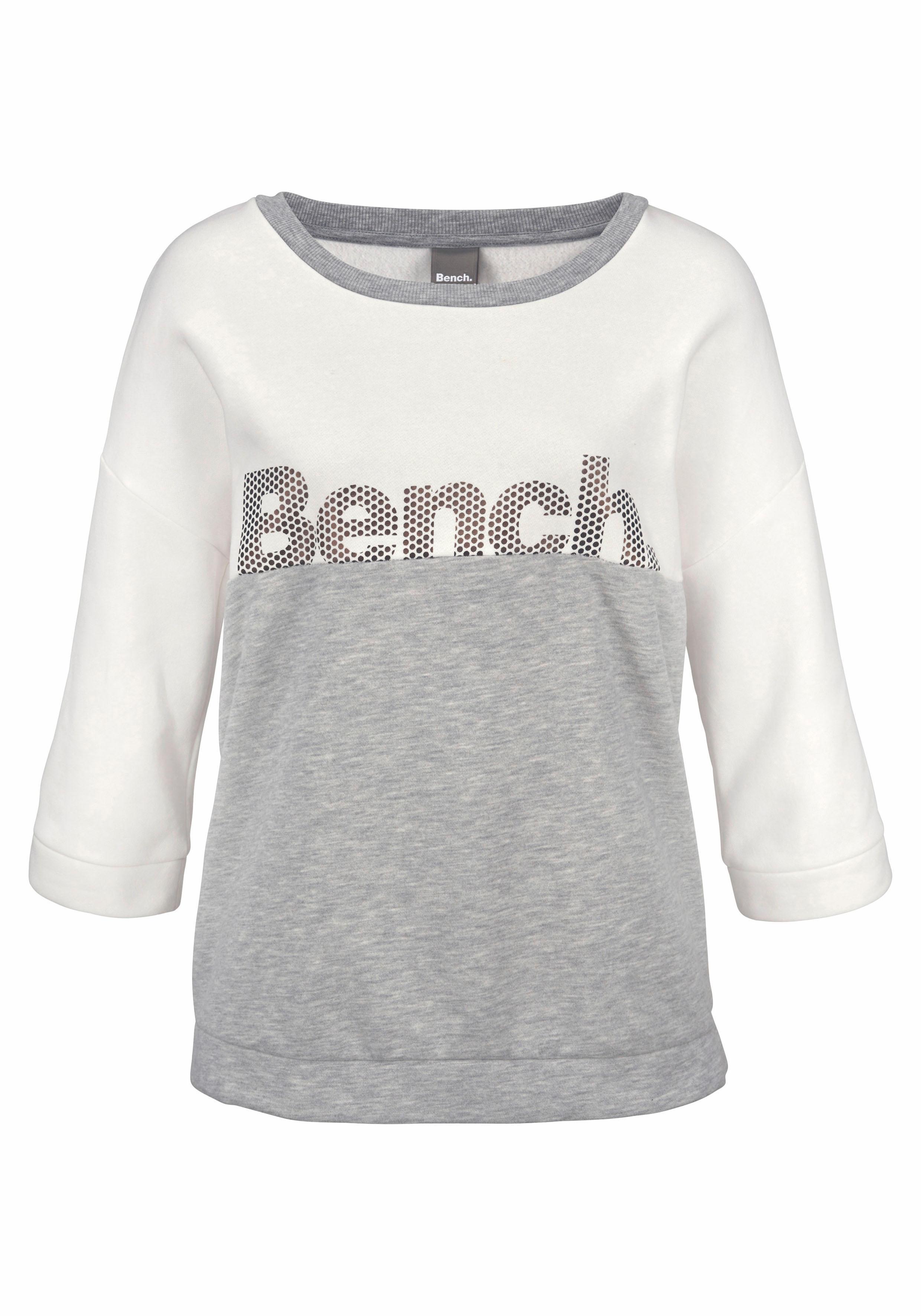 bench. -  Sweatshirt