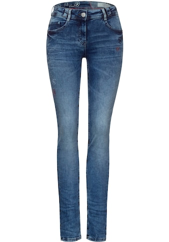 Cecil Slim - fit - Jeans »Charlize« kaufen
