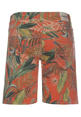 Please Jeans Jeansshorts »P 88A«, mit Nature Allover - Print kaufen