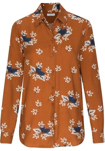 seidensticker Hemdbluse, aus bedrucktem und fein gemustertem Jaquard kaufen