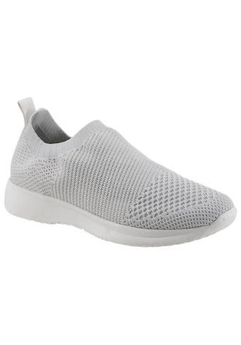 Vagabond Slip-On Sneaker »CINTIA«, in Strick-Optik kaufen