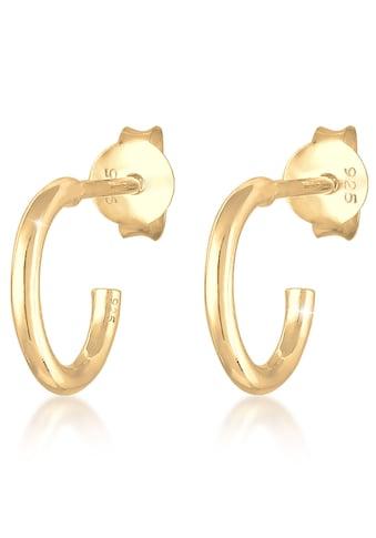 Elli Paar Creolen »Elli Ohrringe Basic Creolen Timeless Trend, 0306632619« kaufen