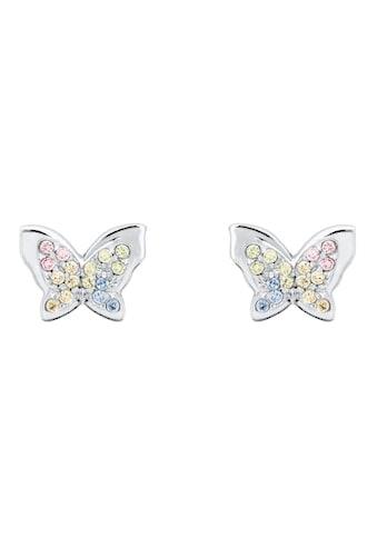 Prinzessin Lillifee Paar Ohrstecker »Schmetterlinge, 2027901«, mit Zirkonia kaufen
