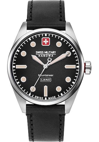 Swiss Military Hanowa Schweizer Uhr »MOUNTAINEER, 06-4345.7.04.007« kaufen