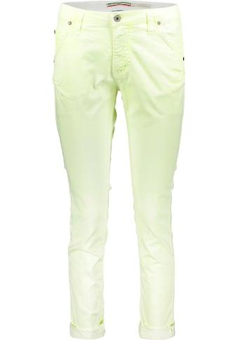 Please Jeans Boyfriend-Hose »P85A«, im Neon-Trend-Dessin kaufen