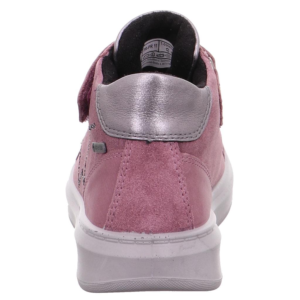 Superfit Sneaker »COSMO WMS Weiten Schuh Mess System«, mit Gummizug und Klettverschluss