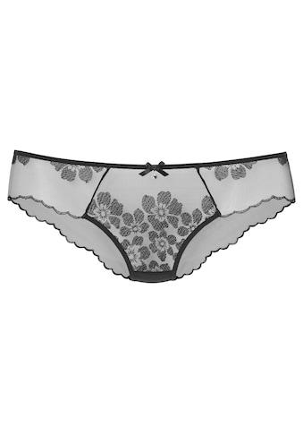 LASCANA Belle Affaire Slip, leicht transparent kaufen