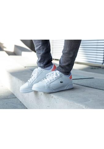 Lacoste Sneaker »TWIN SERVE 0121 1 SFA« kaufen