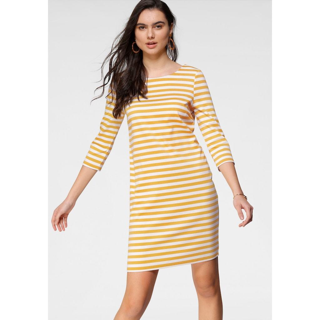 Vila Jerseykleid »VITINNY Striped«, in frischen Blockstreifen